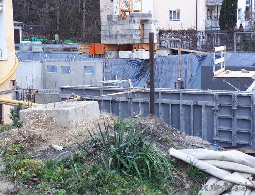 Neubau am Haus Wittelsnach