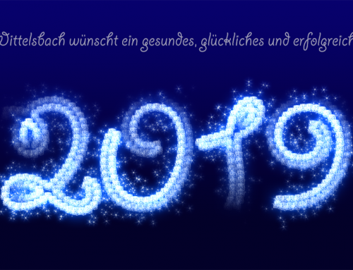 Ein gutes neues Jahr 2019