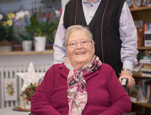 Neue Bewohnervertretung im Seniorenhaus Wittelsbach